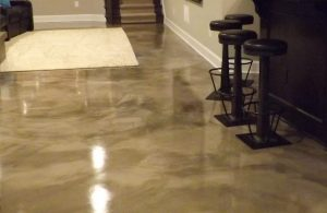 Residential Epoxy Flooring in San Angelo Texas